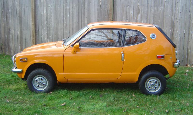 Steve S 1971 Honda 600 Coupe